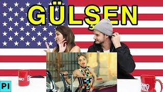"Americans React To Gülsen ""Bangır Bangır"""