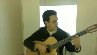 Ave Maria   F. Schubert  -   Acoustic Guitar - Denis Soares
