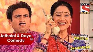 Jethalal And Daya Comedy | Taarak Mehta Ka Oolta Chashma width=