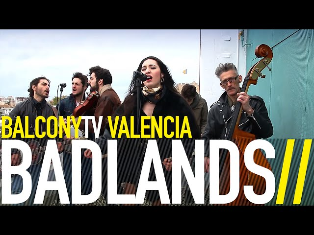 Video en directo de la canción Man That never Ages de Badlans