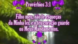 Léa Mendonça - Crente cheio de poder - PB - Com letra..avi