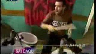 5 - sai daqui - The un-x-pected no Aquario