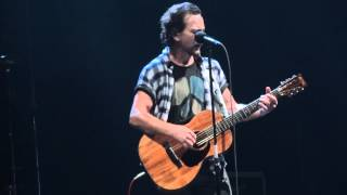Pearl Jam - The End live in Ottawa 2011