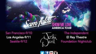 Show Me Love - Sam Feldt (ft. Justin Ward)