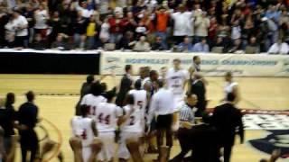 Robert Morris Colonials Basketball - NEC Tournament Winning Shot