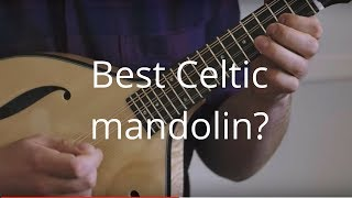Best Celtic mandolin? - The NK Forster guitars Celtic F