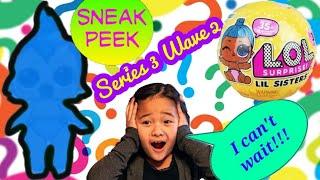 NEW | LOL Surprise Series 3 Wave 2 | Sneak Peek