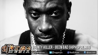 Bounty Killer - Been Bad {Hiphop Remix by Silent Murda} ▶Dancehall ▶Reggae 2015