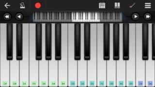 Kathi Theme Music | Kathi | Aniruth Ravichandran | Vijay | A R Murugadoss | Perfect Piano