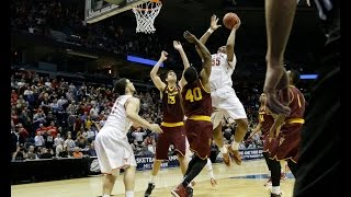 Texas vs. Arizona State: Ridley beats the buzzer – 2014 March Madness