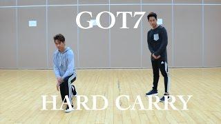 GOT7 - Hard Carry Dance Cover 하드캐리 (The Siu Twinz)