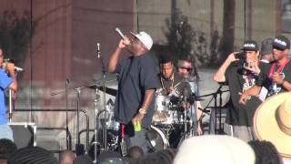 King Tee - At Your Own Risk (Live at Hiero Day 2015)