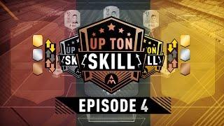 UP TON SKILL! #4 - FIFA 17 Ultimate Team