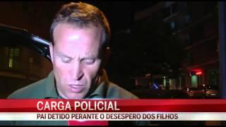 A vitima das agressões em Guimarães, fala á cmtv,