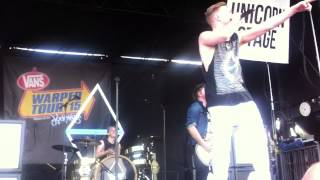 Why Worry (Live) - Set It Off (6/26/15)