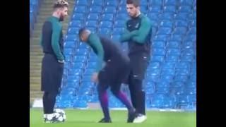 Suárez trola Neymar Jr HD