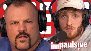 HOW TO WIN A STREET FIGHT WITH CHUCK LIDDELL - IMPAULSIVE EP. 137