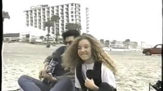 Amanda Marshall Daytona Beach 1992 Castles Made Of Sand