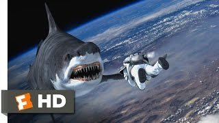 Sharknado 3: Oh Hell No! (9/10) Movie CLIP - Sharks in Space (2015) HD