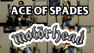 Ace Of Spades [MOTORHEAD] - All Instruments COVER