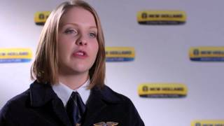Pennsylvania FFA Officers #SpeakAg: Lily Guthrie
