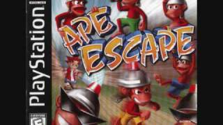 Ape Escape Soundtrack - 11 - T-Rex's Lair