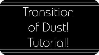 Transición de particulas / Dust effect transition | CC Scatterize | After Effects | Clase No.17