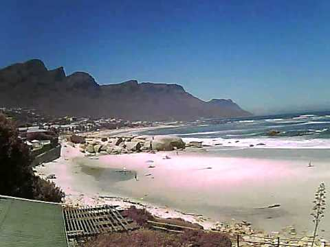 Timelapse Video – Glen Beach & Camps Bay – 07/01/2011
