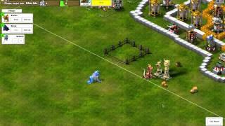 Backyard Monsters Gorgo lv 5 vs Drull lv 6+1Bonus Feed
