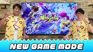 Sonic the Hedgehog collab coming to Ninjala on September 23rd