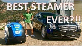 What is the best Steam Cleaner & Car Wash Machine