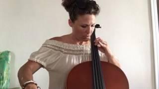 Elgar Cello Concerto on a rental cello