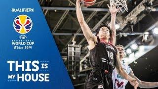 Kazakhstan v Japan - Highlights - FIBA Basketball World Cup 2019 - Asian Qualifiers