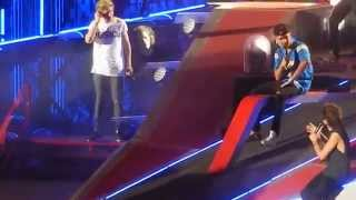 One Direction Cover Songs at the Rose Bowl, 9/13/1