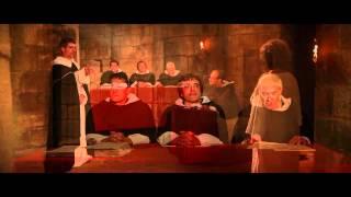 Inquisicion Española Trailer 1 A PAIXÓN DE MARÍA SOLIÑA (galego)