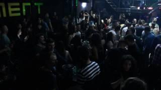 08.04.2017, atmosfera posle dojave bombe, Club Element Brcko