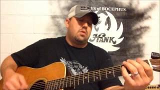 I've Been Down - Hank Williams Jr. Cover by Faron Hamblin