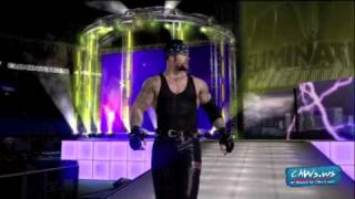 Undertkaer American BadAss Alternate Attire DLC Pack 3 WWE Smackdown vs RAW 2011