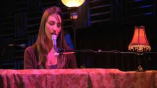 "Sara Bareilles - ""I'm On Fire"" - Hangin' Out On E Street"