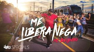 MC Beijinho - Me Libera Nega feat. FitDance (Percussive Mix)