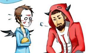 Cartoons x h20delirious x vanossgaming~ |killer|