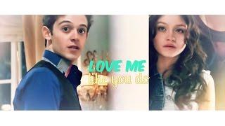 Luna + Matteo |  love me like you do #lutteo