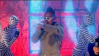 Black Eyed Peas - Boom Boom Pow [LIVE] @ 4Music Favourites