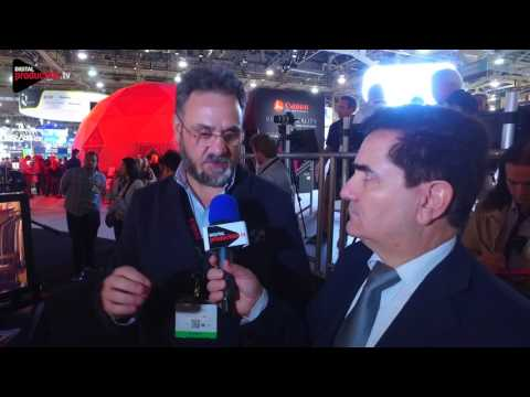 Nab 2017 - Intervista a Marco Brighel - Trans Audio Video