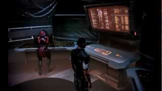 Mass Effect 3 - Javik reaction on romance between Tali and Shepard