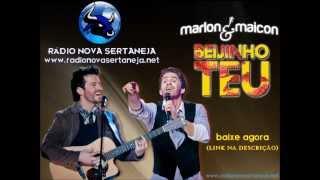 Marlon & Maicon - Beijinho Teu (Rádio Nova Sertaneja)