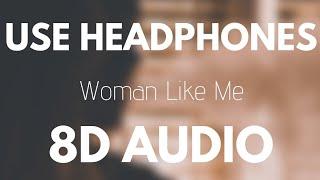 Little Mix - Woman Like Me (8D AUDIO) ft. Nicki Minaj
