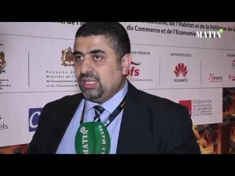 Video : Symposium de la Fibre optique et des Bâtiments connectés : Déclaration de Hassan El Alloussi