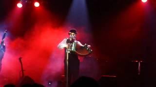 The Tiger Lillies - Heroin (live)