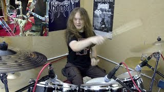 Chop Suey! - Extreme Drum Cover - System Of A Down